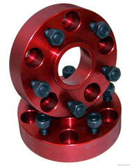 Wheel Spacers, 1.5 Inch; 07-16 Jeep Wrangler JK for $ 111.10 at Get4x4Parts.com