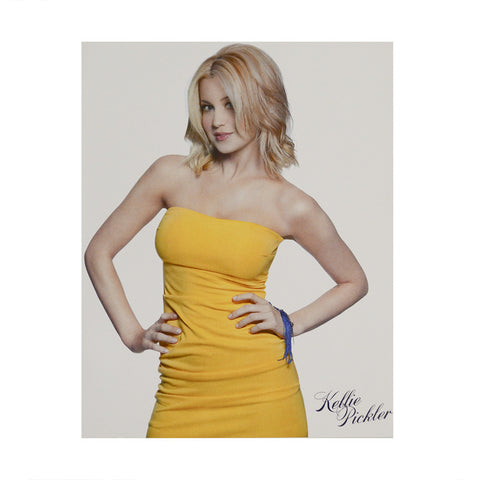 Yellow Dress 8x10 Color Photo