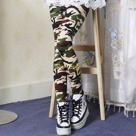 DHgate-266455655 Leggings leginsy  Jeans Leggings Camouflage Ladies  ing Brand Camo Leggins Pants Female