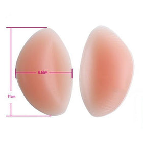 DHgate-269811937 Intimates Accessories Pads Push Up Silicone Bra Inserts Invisible Pads Breast Enhancer Intimates