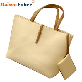 LA Fashion District LLC Beige Fabulous Handbag Lady Shoulder Bag Tote Purse Women Messenger Hobo Crossbody Bag bolsos No09