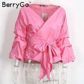 la-fashion-district-llc Pink / S Rose  Off shoulder ruffle white blouse Sexy cotton cool blouse shirt women Winter