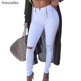 la-fashion-district-llc sexy jeans woman woman pants high waist pantalon push up femme new fashion