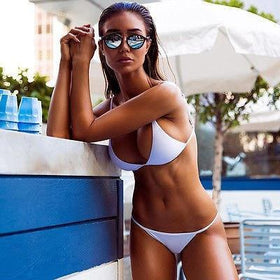 la-fashion-district-llc Summer Style Sexy Bathing Suit Women Swimwear Swimsuit Sexy Bikini Swimwear Strap Bikinis