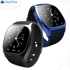 Loners Smart Watches EastVita  M26  Smartwatch Bluetooth Waterproof Smart Watch With LED Alitmeter Music Player