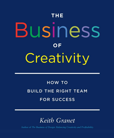 AIA Store - Business of Creativity: How to Build the Right Team for Success - Princeton Architectural Press