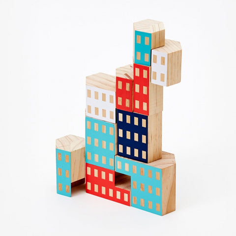Blockitecture Building Block Series