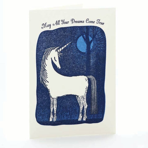 Unicorn Notecard