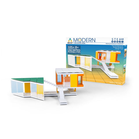 Architect Model Modern House Kit