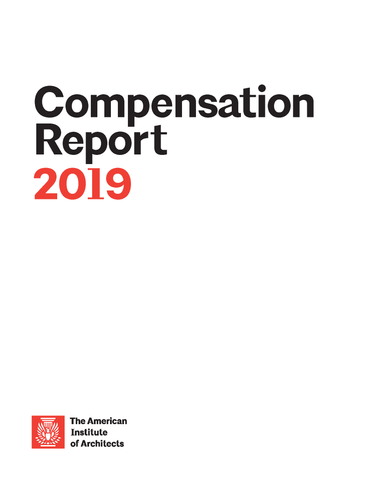 AIA Compensation Report 2019 (PDF)