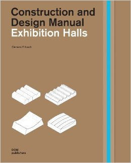 AIA Store - Exhibition Halls: Construction and Design Manual - DOM Publishers - 1