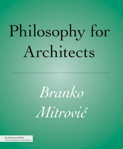 AIA Store - Philosophy for Architects - n/a