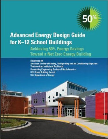 AIA Store - Advanced Energy Design Guide for K-12 School Buildings - AIA Store
