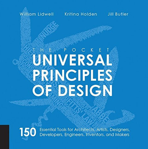 AIA Store - Pocket Universal Principles of Design: 150 Essential Tools - Rockport