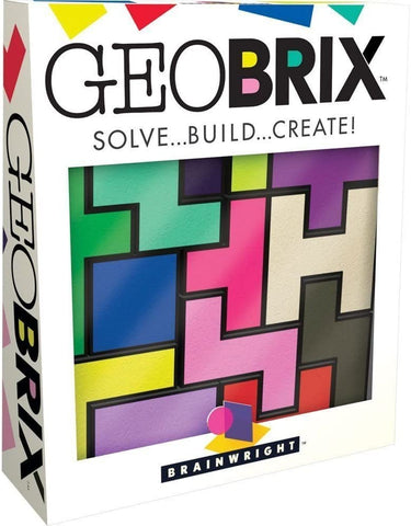 GeoBrix, Solve Build Create Puzzle