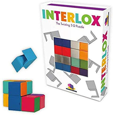 Interlox - The Twisting 3D Puzzle