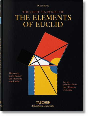 Byrne. Six Books of Euclid