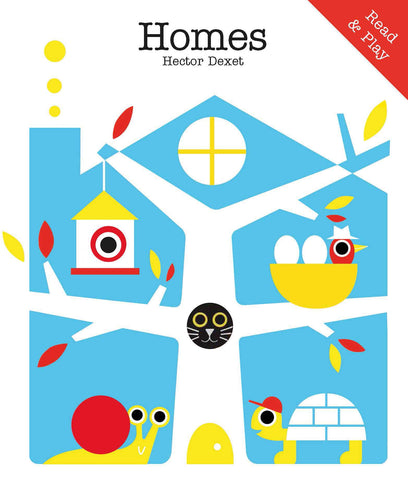 Homes (Read and Play)