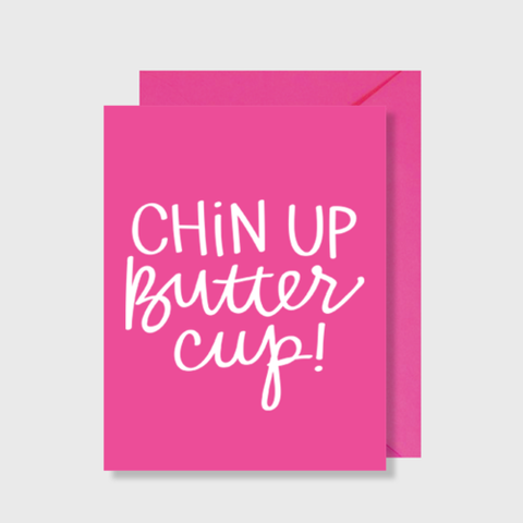 Chin Up Butter Cup