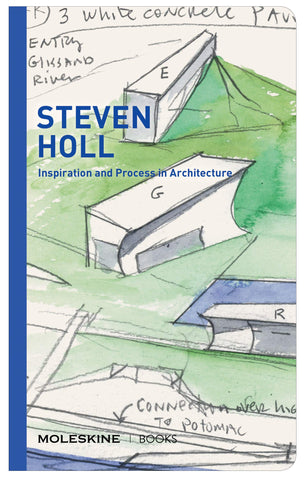 Steven Holl: Inspiration and Process in Architecture