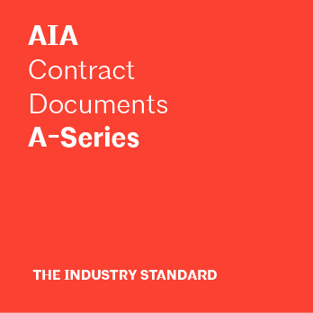 AIA Contract Documents Paper - A-Series - American Institute of Architects