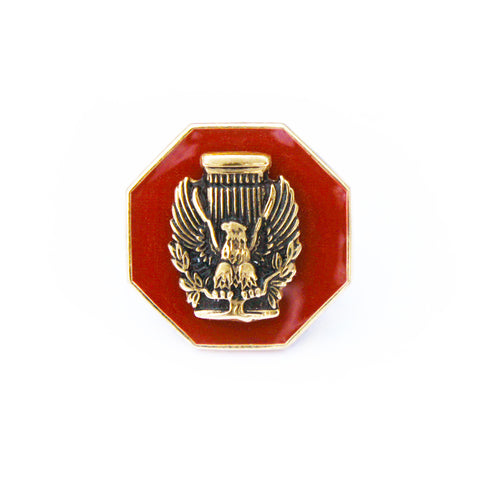 AIA Store - College of Fellows - COF Gold Pin