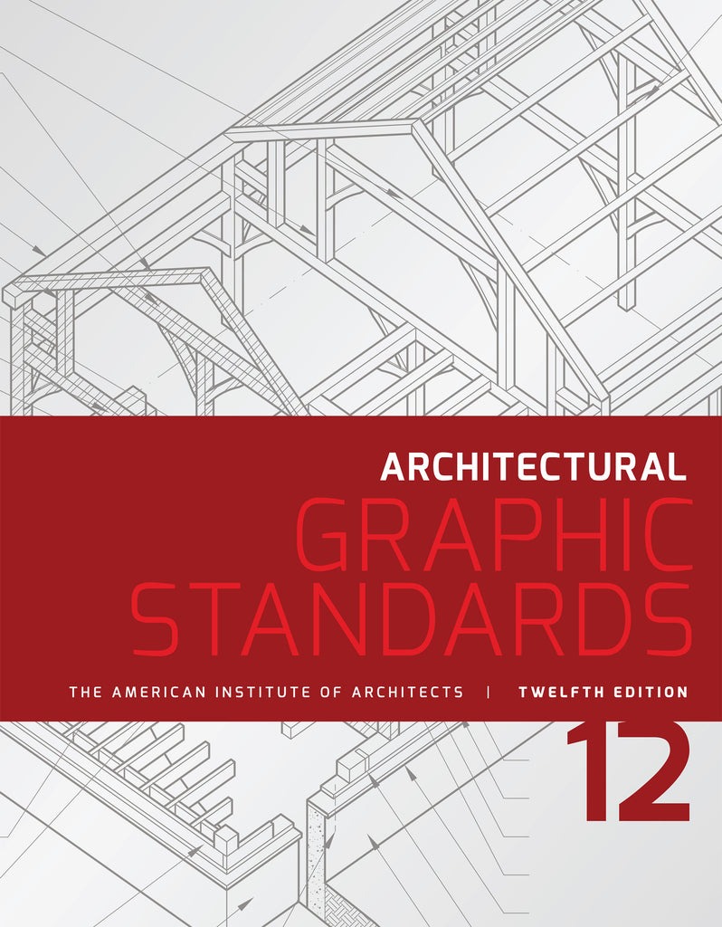 Architectural graphic standards 12th edition aia store - Hospital planning and designing books pdf ...