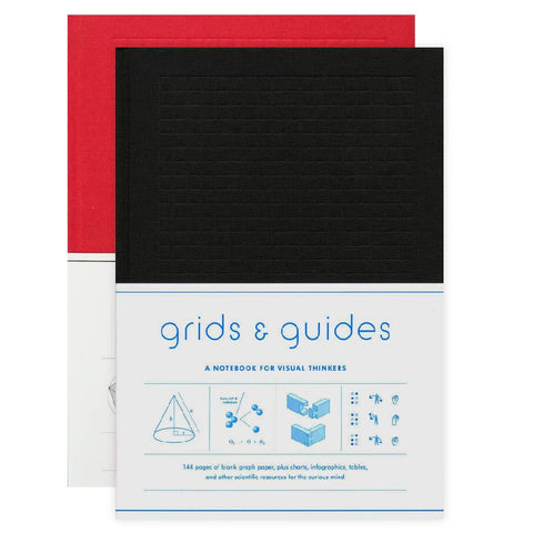 Grids and Guides: A Notebook for Visual Thinkers
