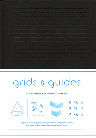 AIA Store - Grids and Guides: A Notebook for Visual Thinkers - Princeton Architectural Press - 1