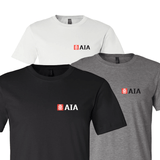 AIA Store - AIA T-Shirt (Corner Logo) - AIA Store - 1