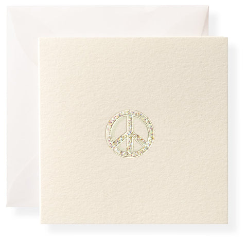 Peace Mini Card