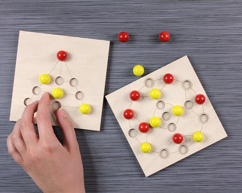 Mini Marble Game Sets