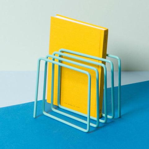 Magazine Rack by Block Design