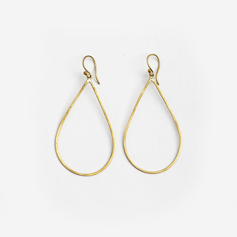 Tear Drop Earrings by Meyelo