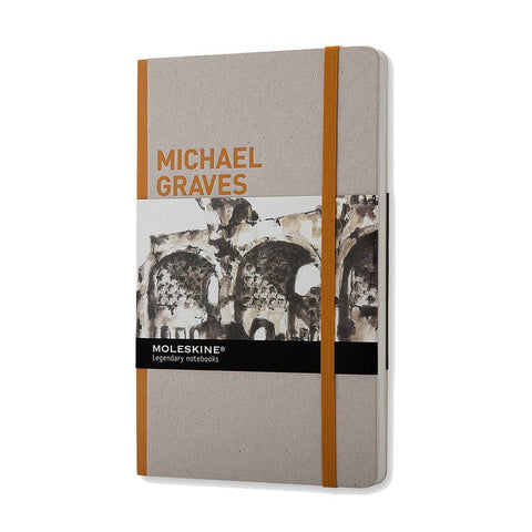 AIA Store - AIA Gold Medal - Micheal Graves Moleskine - American Institute of Architects