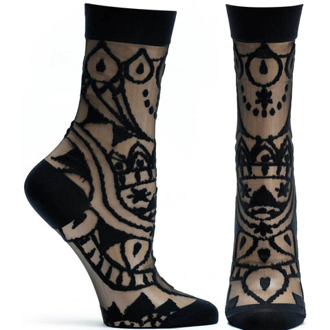 Sheer Women's Socks