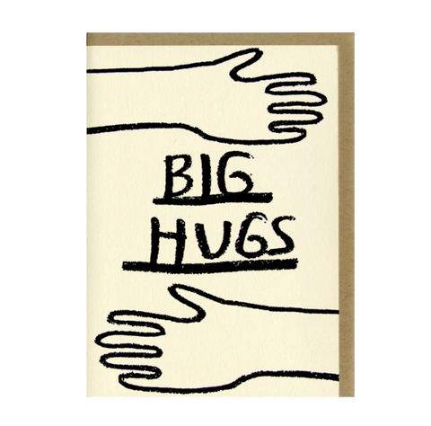 Big Hugs Card