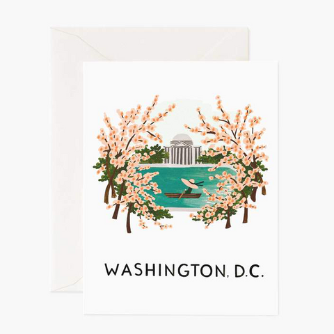 Washington D.C. Note Card Set