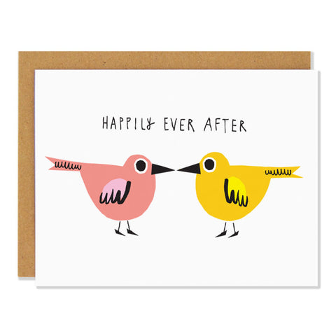 Happily Ever After Birds