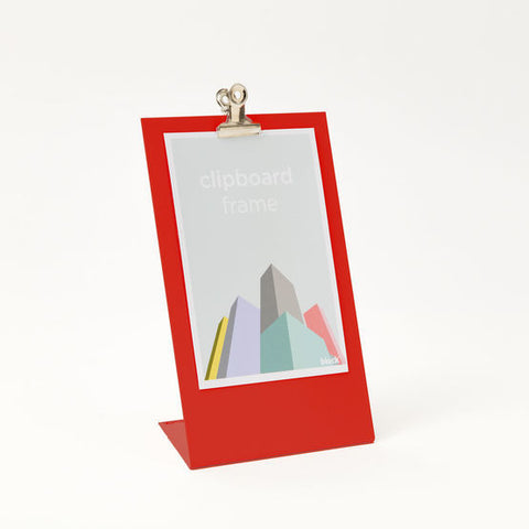 Clipboard Frame By Block Design