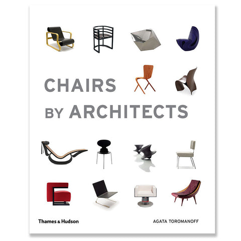 Chairs by Architects - Agata Toromanoff - AIA Store
