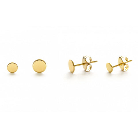 Dot Dot Combo Studs by Amano Studio