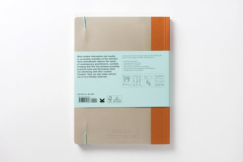 Magma Sketchbook Architecture Aia Store