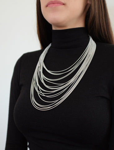 No. 4 Necklace by La Mollla