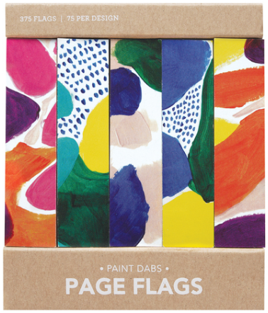 Page Flags - Assorted Styles