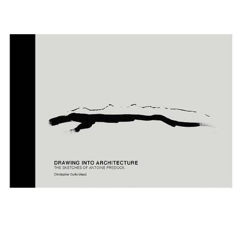 AIA Store - AIA Gold Medal - Drawing into Architecture: Sketches of Antoine Predock