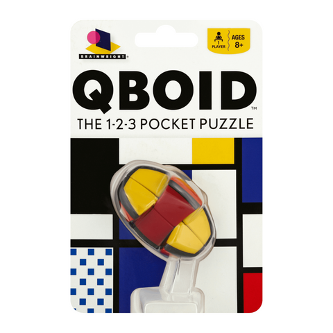 Qboid Pocket Puzzle