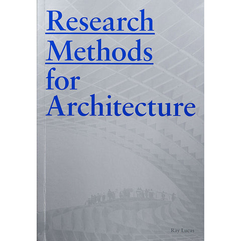 AIA Store - Research Methods for Architecture