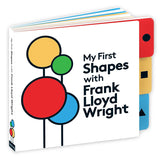 AIA Store - My First Shapes with Frank Lloyd Wright - Mudpuppy
