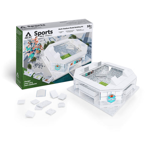 Stadium Scale Model building kit